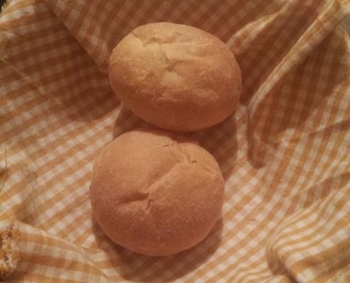 Kedeligt italiensk brød