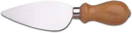 Den specielle kniv til at brække flager af Parmigiano Reggiano og Grana Padano. Man skærer ikke ostene med en almindelig kniv, fordi det ødelægger den grynede struktur og dermed forsvinder den let knasende fornemmelse, når man spiser ostenen som tilbehør til for eksempel en aperitif.