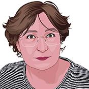 Charlotte Sylvestersen - Journalist i Italien